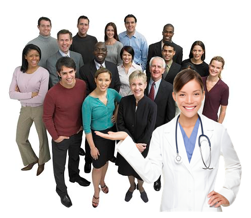 Find group health insurance quotes for any size of business
